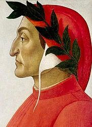 Dante, reminds me of a famous work of literature –The Divine Comedy by Dante Alighieri. Why? Look close and get inspired! 🎨 🔎
