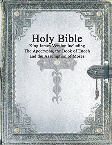 King James Version with the Apocrypha, the Book of Enoch ...