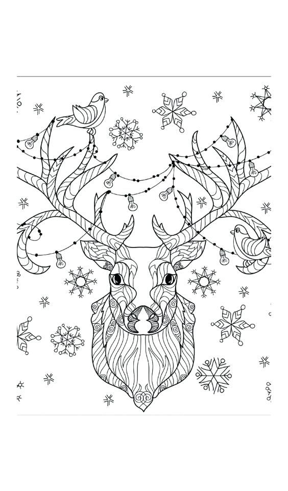 Super Cute World Coloring Book Plus Free Printable Winter