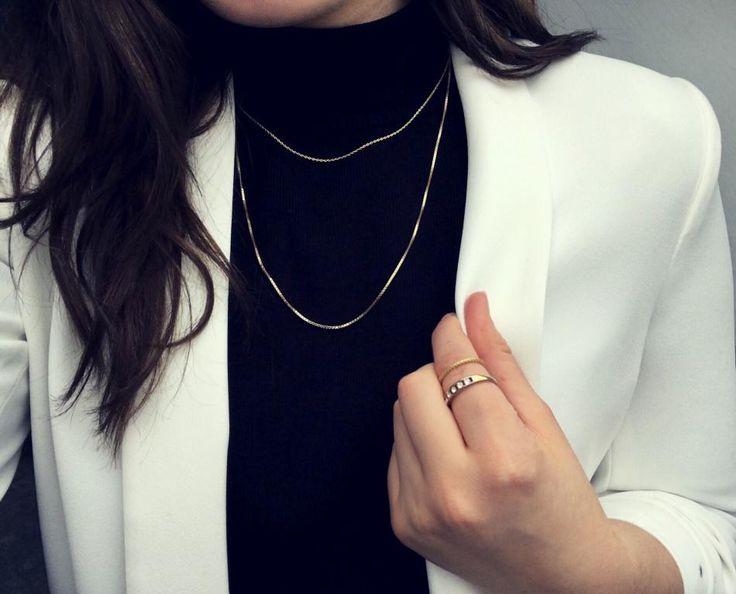 Office Chic  #Hvisk #Hviskstylist #Jewelry #Jewellery #Style #Stylist #Inspiration #Inspo #Art #Collage #Fashion ##OOTD #Outfit #Gold #silver #Rhodium #Diamonds #Diamond #Necklace #Ring #Bracelet #Retro #Autumn #Winter