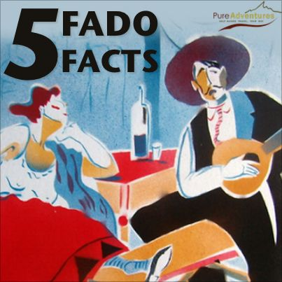 5 Fado Facts (and the best places in Portugal to experience it)   via The Huffington Post   12/09/2013  Fado is traditional folk music popular in the Lisbon area of Portugal. Melancholy by nature, the music includes instruments like guitars and mandolins with one Fadista singing poetic lyrics related to darker elements of love, death and sadness. The music may, however, occasionally include some humor. If your late season travel includes Portugal, be sure sure your experience includes Fado.