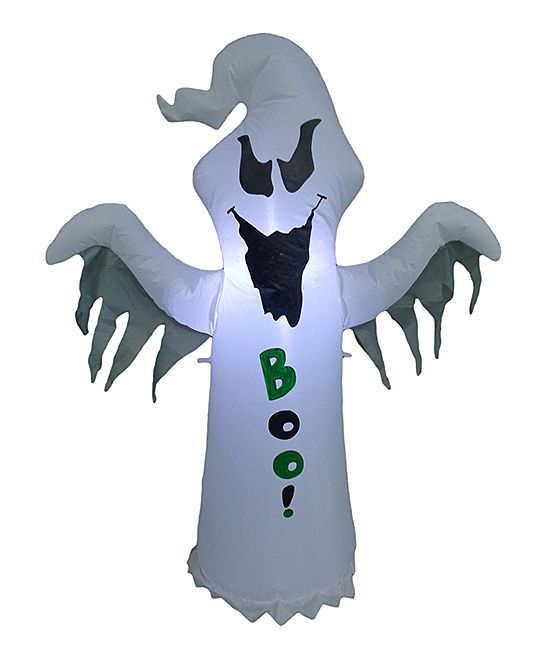 4' Halloween Inflatable Ghost