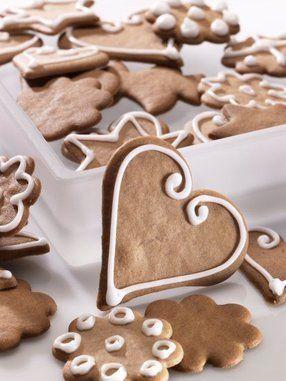 Lebkuchenplätzchen - Knusprige Plätzchen mit Honig zu Weihnachten (Dr. Oetker)