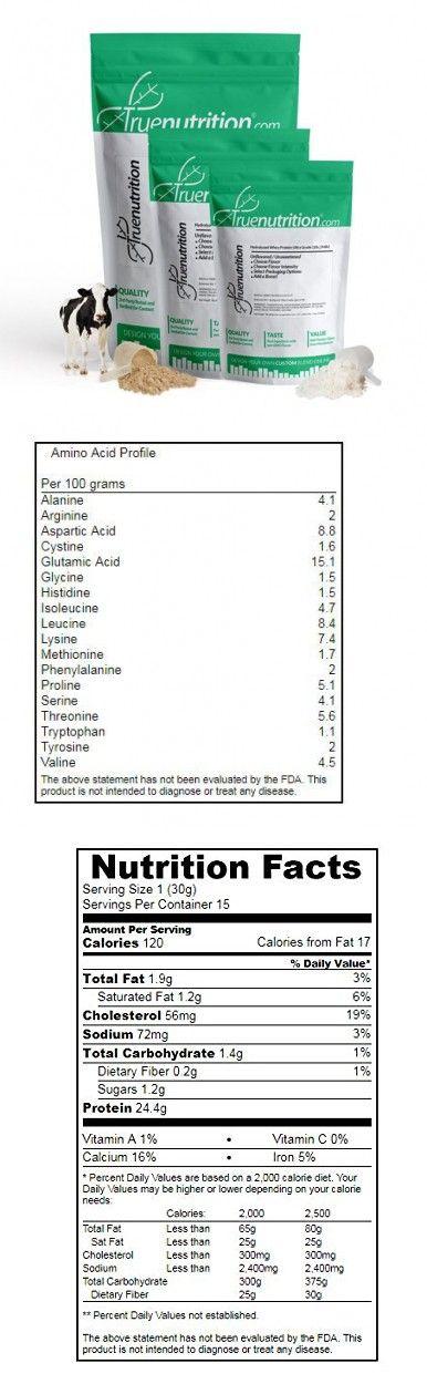 True Nutrition Hydrolyzed Whey Protein Ultra Grade [Milk] (Chocolate 5lb.)