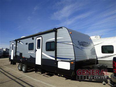 New 2017 Keystone RV Summerland 2820BHGS Travel Trailer at General RV | Huntley, IL | #149408