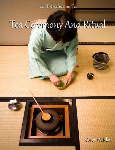have been watching the tea ceremony from Karate Kid II and practicing!