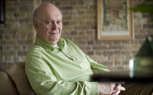 Alan Ayckbourn: Theatre must get its 'liveness' back to compete with film
