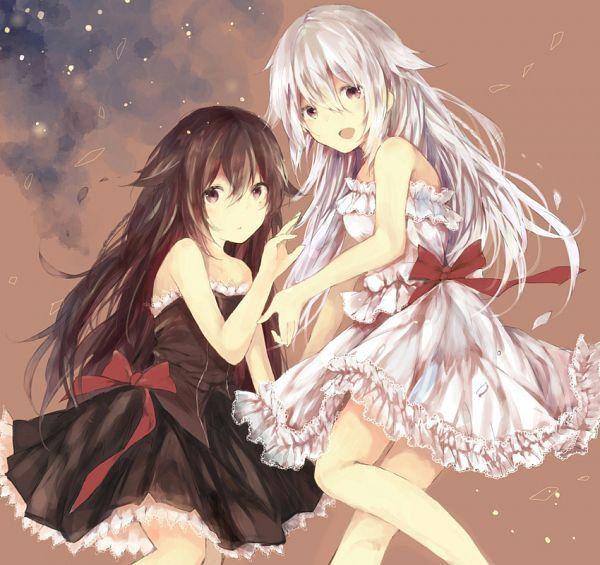 ¤ Commande N°46 : Alice x La volonté de l'abysse ( Pandora Hearts ) ¤