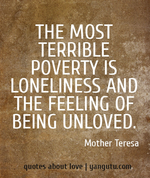 Poverty Quotes: Mother Teresa Quotes On Poverty. QuotesGram