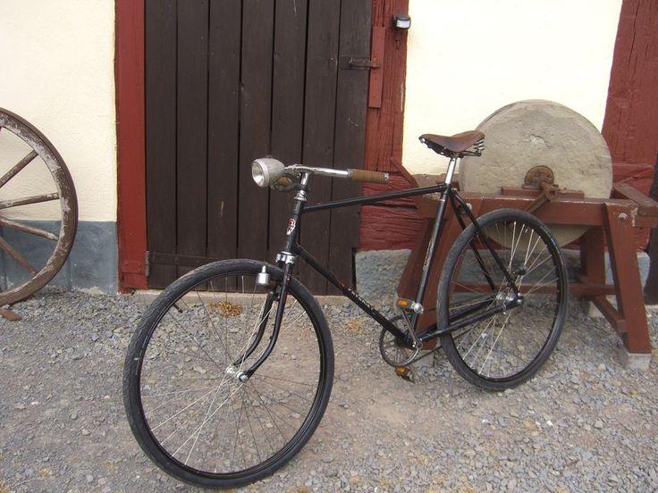 halbrenner oldtimer retro fahrrad 28 zoll halbrenner. Black Bedroom Furniture Sets. Home Design Ideas