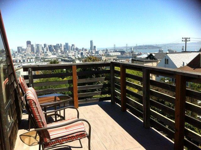 San Francisco Apartment w/Skyline and Bay Views. in San Francisco