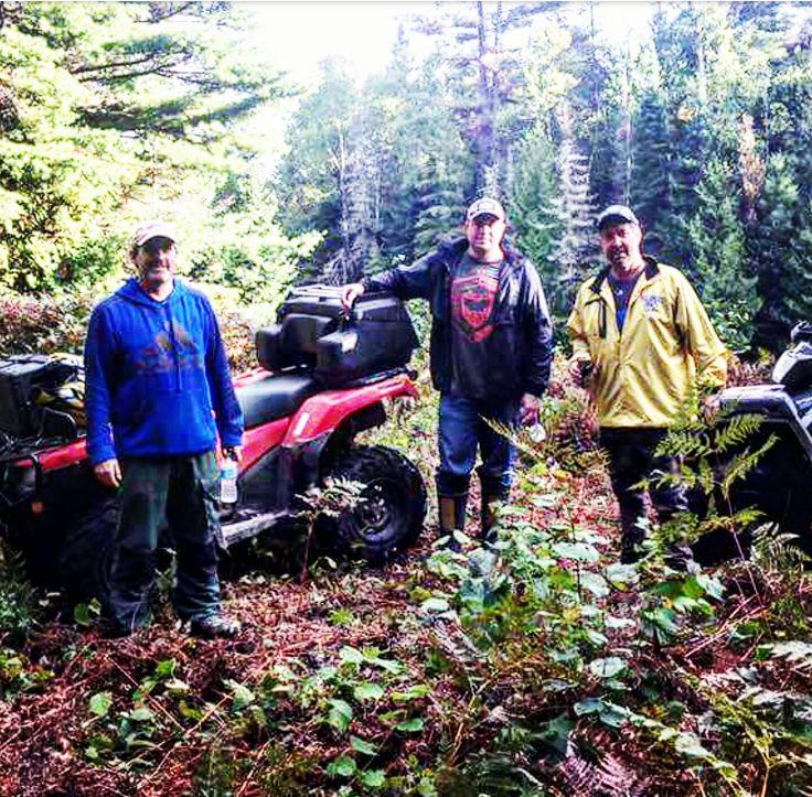 Buds - ATV Weekend - River Valley Ontario