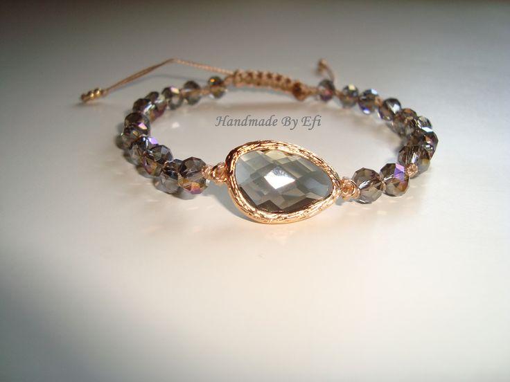 #bracelets #crystals