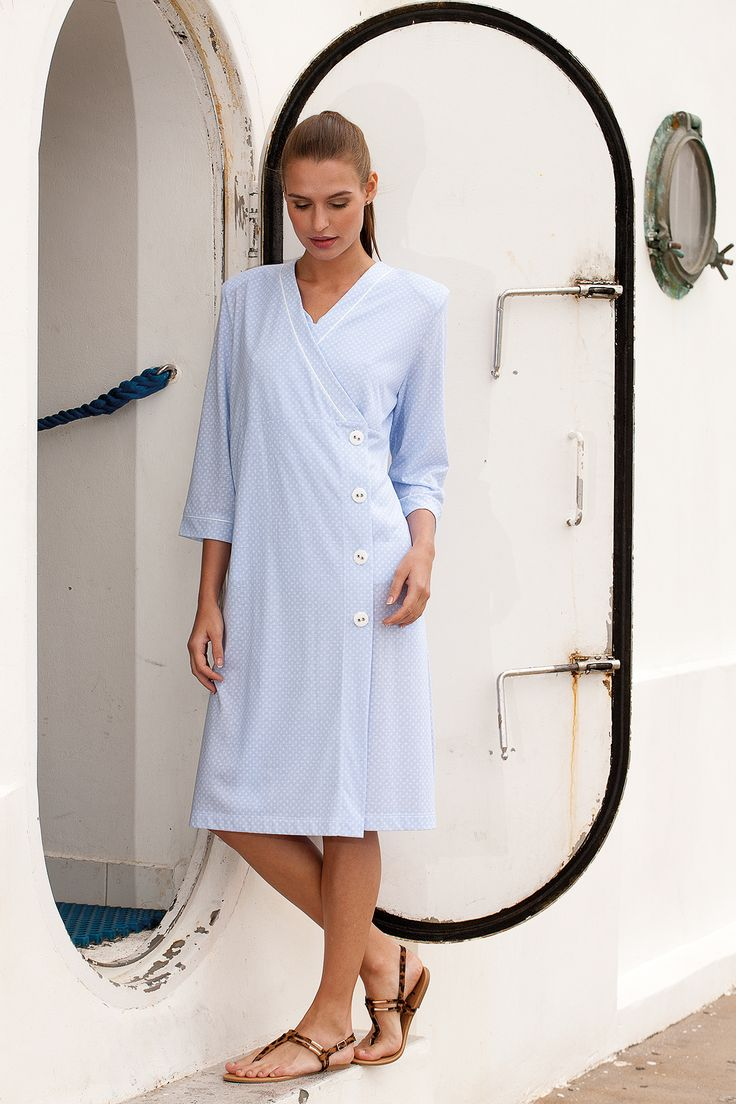 Navy summer #egatex #sleepwear #homewear #summer