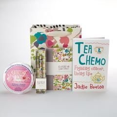 Pretty Chemotherapy Gift Bag