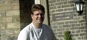 Michelin two star chef, Daniel Clifford of Midsummer House, Cambridge