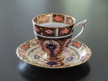 Royal Crown Derby UK 1891-1917 my mum collects this stuff!