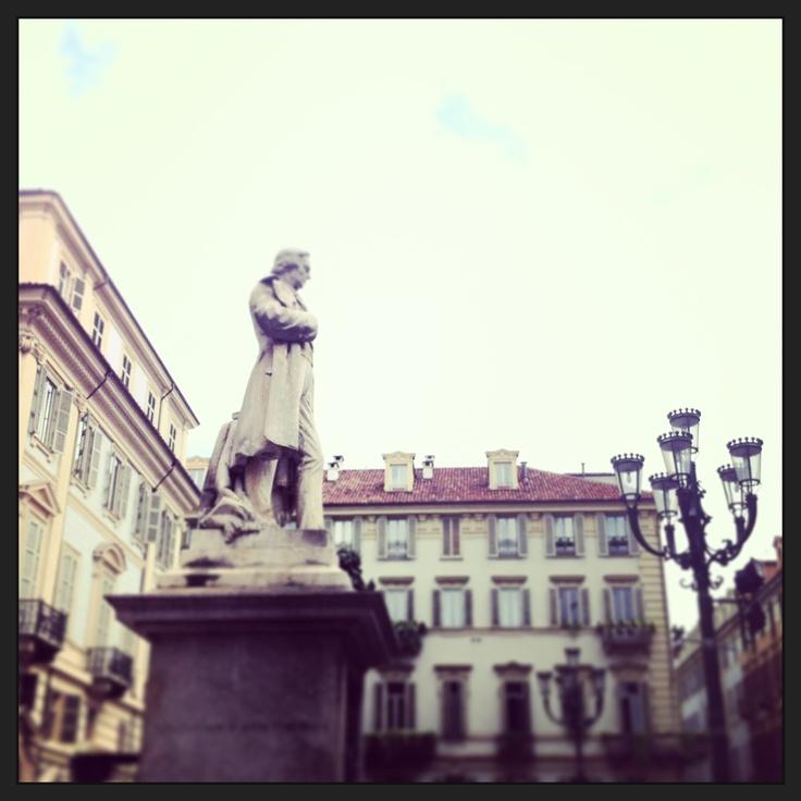 Piazza Carignano #lamiatorino
