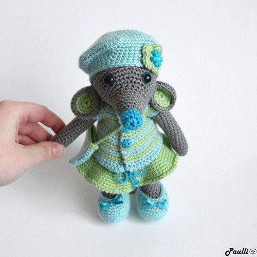 17 Best images about Crochet / knit mouse, rat, hedgehog ...