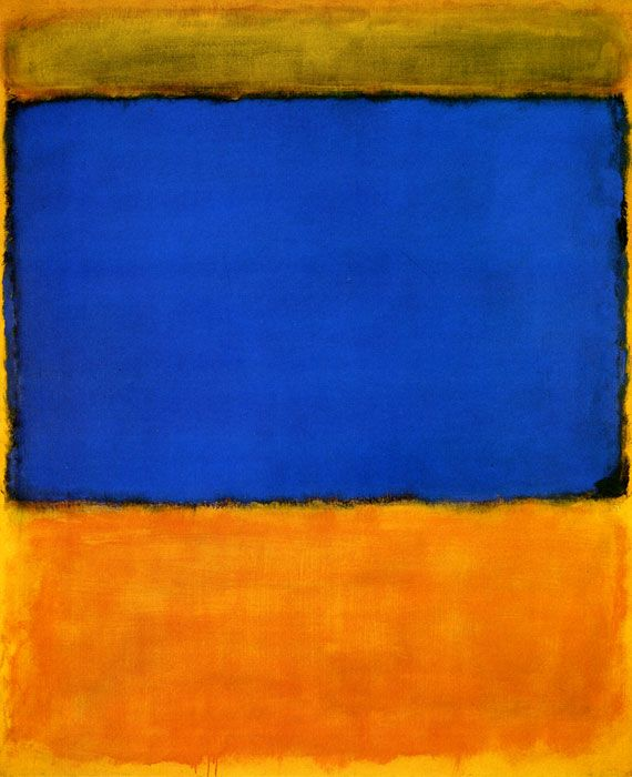 Rothko is one of my all time favourite artists. I love how his images can communicate states of being. They are mesmerising.  mark-rothko-untitled