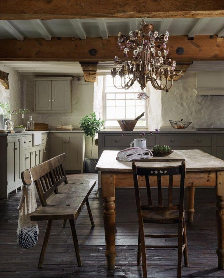 beautiful Eat-In Kitchen