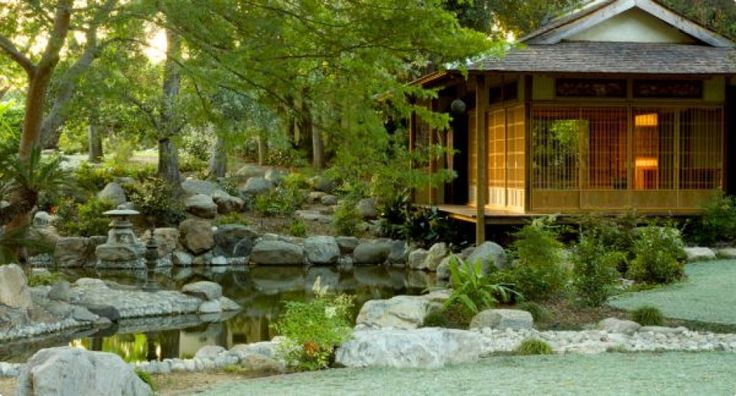japanese home gardens - Google Search