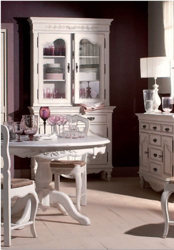 HOT: accesorii decorative si piese de mobilier shabby chic - Stilul shabby chic