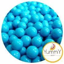 Chocoretas Azul Celeste Colores Mesa Dulces D Granel Bautizo