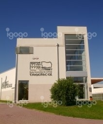Edifício da Rede de Leitura do Concelho de Oliveira do Bairro, em Troviscal, Oliveira do Bairro, Aveiro, Portugal