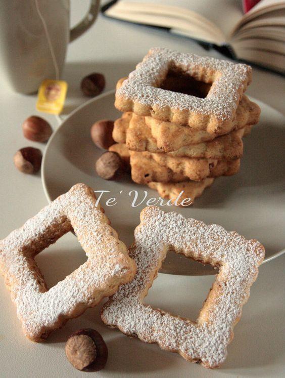 Biscotti di Frolla con Nocciole