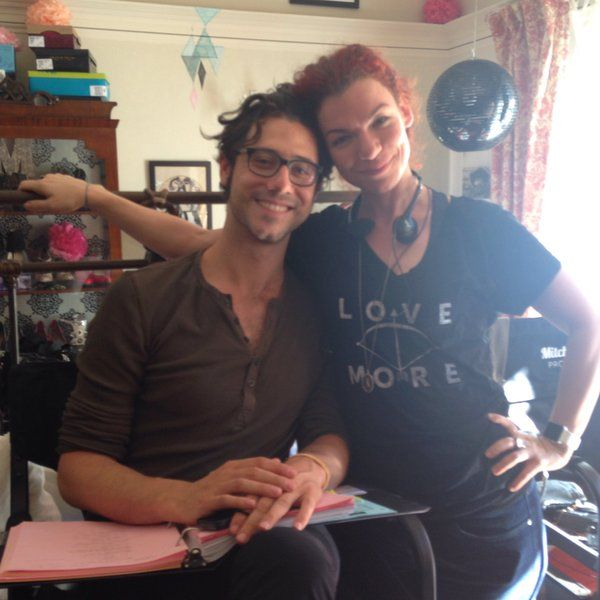 Alice Perrin On Twitter Last Day On Set: 17 Best Images About The Magicians On Pinterest