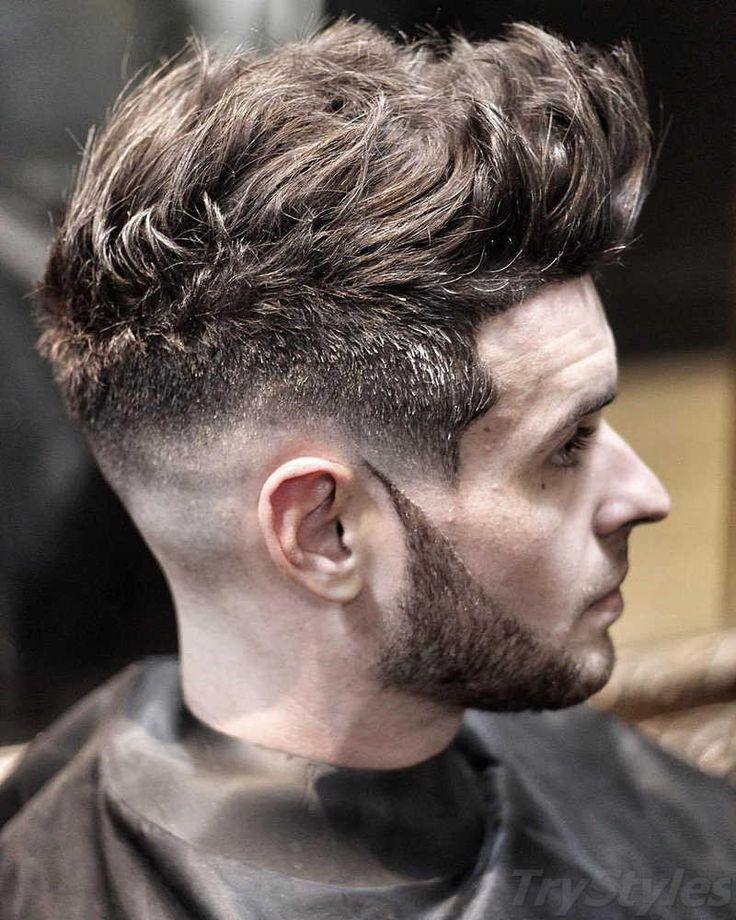 men extreme hairstyles
