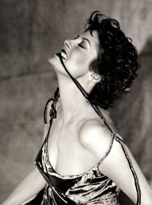 Susan Sarandon by Sante D'Orazio