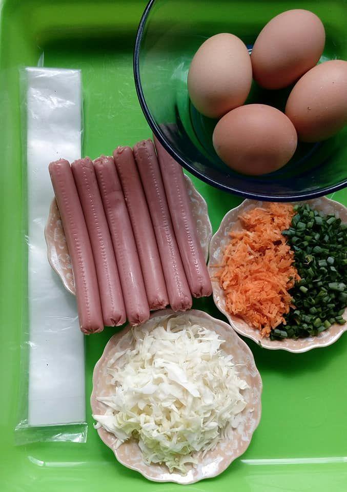 Resep Sosis Telur : resep, sosis, telur, Makanan