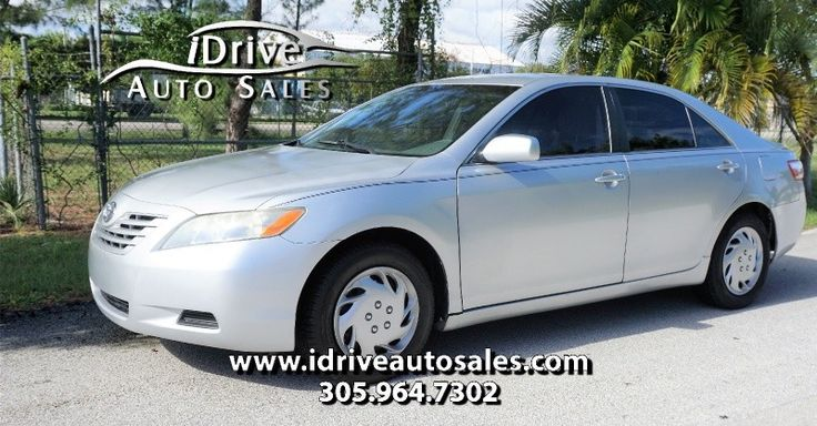 2007 Toyota Camry $5499 http://www.idriveautosales.com/inventory/view/9642545