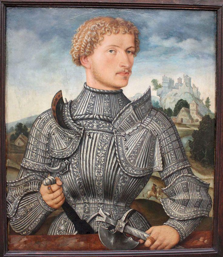 Bildnis_eines_Herrn_Rehlinger ca 1540