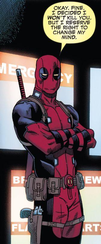 why I love comics