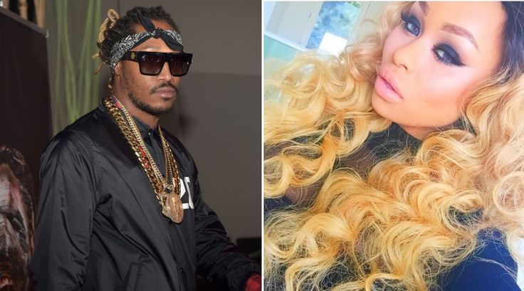 SPOTTED: Future and Blac Chyna Takes Over Atlanta's Magic City