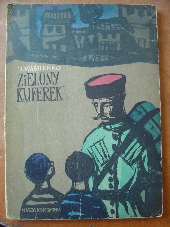 ZIELONY KUFEREK - J WAŚILENKO, 1955