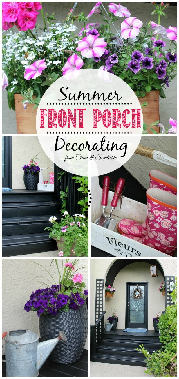 best 20+ summer front porches ideas on pinterest | cottage front