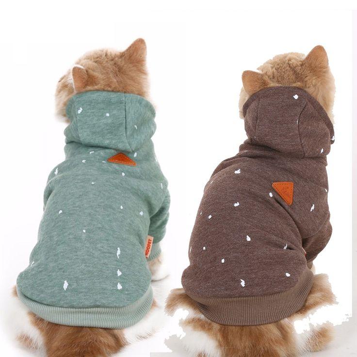Aime et partage si tu aimes Veste Chaude pour Chat ou Chien Livraison offerte dans le monde entier Commande le ici ---> https://animalerie-discount.com/veste-chaude-pour-chat-ou-chien/