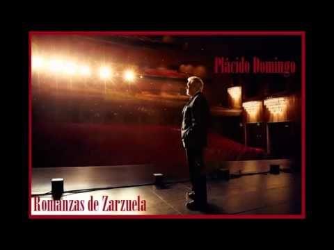 PLACIDO DOMINGO - ROMANZAS DE ZARZUELA.