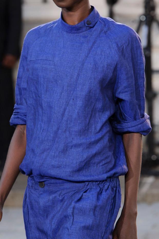 Haider Ackermann Men's Details S/S '16