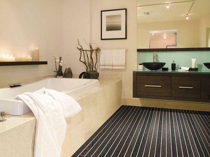 Wooden floor tiles DECK D'OBER by Oberflex®