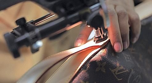 Louis Vuitton ouvre un nouvel atelier de maroquinerie