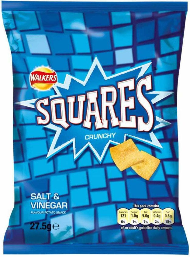 Do You Know The Crisps Based On Only Their Packet Design
