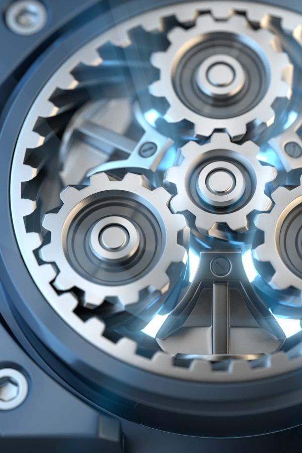 Planetary Gear on Behance