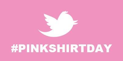 Today is the largest #AntiBullying Awareness Day in North America. Share and tweet on social, hashtagging #PinkShirtDay and let's help put a STOP to bullying. #GTA #DurhamRegion