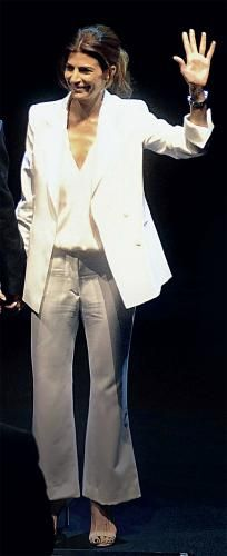 Juliana Awada, la primera dama