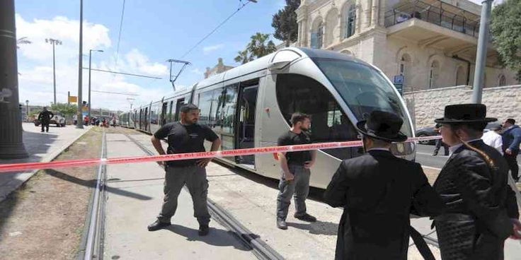 """Top News: """"PALESTINE POLITICS: Woman Dies From Palestinian Stabbing in Jerusalem"""" - http://politicoscope.com/wp-content/uploads/2017/04/Israeli-policemen-block-a-road-where-the-light-train-passes-following-a-stabbing-attack-just-outside-Jerusalems-Old-City-according-to-Israeli-police-April.jpg - """"This is one of many instances where a Palestinian suffering personal strife ... chooses to carry out an attack in order to find release for his problems,"""" the Shin Bet statement said"""